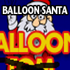 BALLOON SANTA