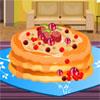 Banana Pancake Cooking Decoration