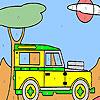 Big mountain jeep coloring