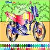 Bike Coloring