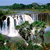 Blue Nile Falls Jigsaw