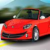 Cabrio Sport Car