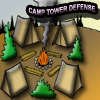 Camp Tower Defense – Amoeba attack