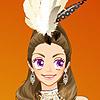 Carnavale girl dressup