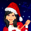 Christmas Girl Makeover & Dressup