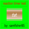 Colorful Reaction Timer