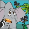 Coloring Elephant – Coloring Game