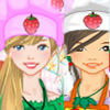 Cooking with bff dress up game