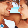 Couple Kissing Jigsaw Puzzle