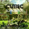 Cubic Slingshot – 20 Level – Highscore Game