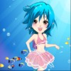 Cute Fairy Undersea