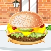 Delicious Hamburger