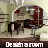 Design a room. Find objects