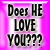 Does he love u