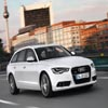 Drifting Audi A6