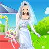 Elegant Bride Dress Up