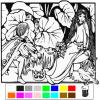 Enchanted Coloring Book