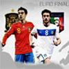 EURO FINAL Spain Vs Italy