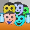 Falling Vase Heads