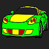 Fast free car coloring