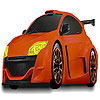 Faster car coloring