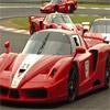 Ferrari Racing Jigsaw Puzzle