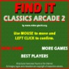 FIND IT CLASSICS ARCADE 2