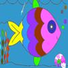 Fish Coloring Game
