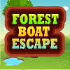 Forest Boat Escape