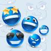 Funny Blue Memory