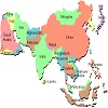 Geography Quiz – Asia