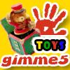 gimme5 – toys