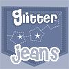 Glitter Jeans StarPocket