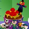 Halloween Cup Cake Design