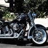 Harley Motorcycle Jigsaw