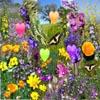 Hidden Hearts – Spring Flowers