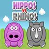 Hippos vs Rhinos