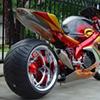 Hyper Motorbike X200