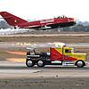 jet vs. truck
