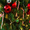 Jigsaw: Christmas Tree Closeup