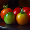 Jigsaw: Colorful Tomatoes