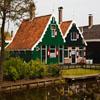 Jigsaw: Dutch Houses