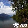 Jigsaw: Lake McDonald