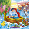 Jigsaw Little Mermaid Love