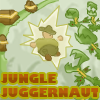 Jungle Juggernaut