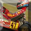 Karts racing