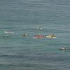 Kayaks at Sea Jigsaw Puzzle