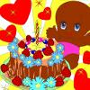 Kid's coloring: Birthday