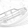 Kid's coloring: Super Car