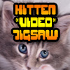 Kitten VIDEO Jigsaw